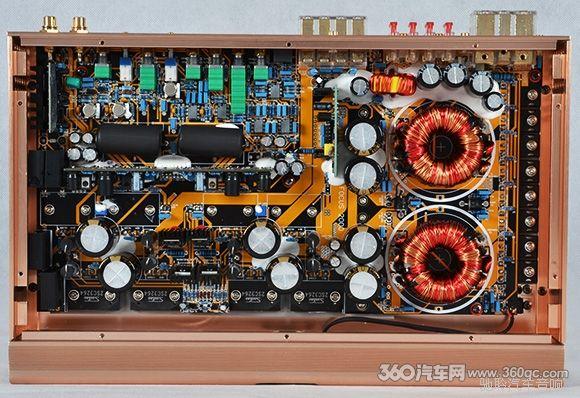 电路板 收音机 580_398